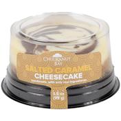 Chuckanut Bay Foods Salted Caramel Mini Cheesecake