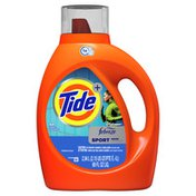 Tide Plus Febreze Sport Odor Defense HE Turbo Clean Liquid Laundry Detergent