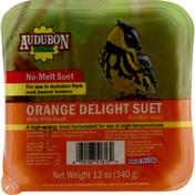 Audubon Park Wild Bird Food, Orange Delight Suet