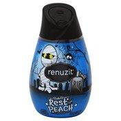Renuzit Air Freshener, Gel, Rest in Peach