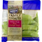 Mann Family Favorites Snow Peas