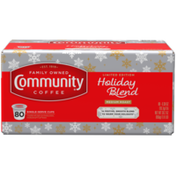 Community Coffee Holiday Blend Coffee Pods for Keurig K-cups