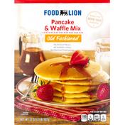 Food Lion Pancake & Waffle Mix, Old Fashioned