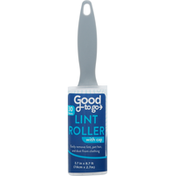 Good To Go Lint Roller, with Cap, 30 Sheets