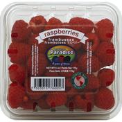 Berries Paradise Raspberries