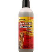 Enforcer Shampoo, for Pets II, Flea & Tick