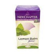 New Chapter Lemon Balm Force Dietary Supplement
