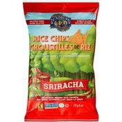 Lundberg Family Farms Sriracha Rice Chips