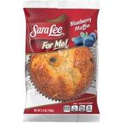 Sara Lee Blueberry Muffin