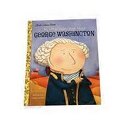 Golden Books My Little Golden Book About George Washington Hardcover