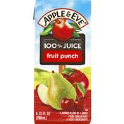 Apple & Eve 100% Juice, Fruit Punch