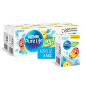 Nestle Pure Life Fruity Water Tropical Twist Flavor