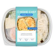 Home Chef Oven Kit Lemon Chicken With Penne Alfredo And Peas