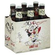 Flying Dog Beer, Abbey Ale, St. Eadman