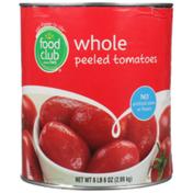 Food Club Whole Peeled Tomatoes