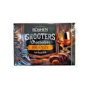 Roshen Boxed Candies Shooter With Brandy Liquor