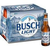 Busch Light Beer