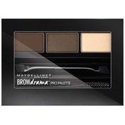 Eye Studio™ Brow Drama Pro Palette Deep Brown Eyebrow Filler