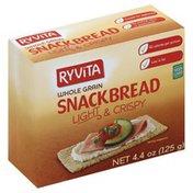 Ryvita Snack Bread, Whole Grain