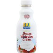 O Organics Whipping Cream, Organic, Heavy