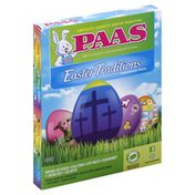 PAAS Egg Decorating Kit, Easter Traditions
