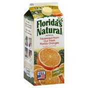 Florida's Natural Orange Juice, Most Pulp, Growers Style