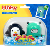 Nûby Silly Squirts, 2 Pack