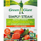 Green Giant Lightly Sauced Healthy Weight Frozen Vegetables