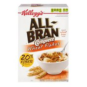 Kellogg's Cereal, Complete Wheat Flakes