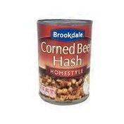Brookdale Homestyle Corned Beef Hash