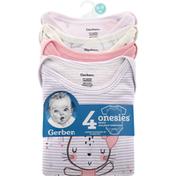 Gerber One Piece Underwear, 6-9 Months