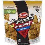 Tyson Chicken Chips, Ranch