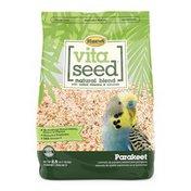 Higgins Premium Pet Foods Vita Seed Natural With Added Vitamins & Minerals Parakeet
