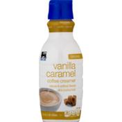 Food Lion Coffee Creamer, Vanilla Caramel, Original, Bottle