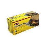 Key Food Recloseable Sandwich Bags
