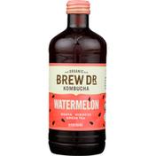 Brew Dr. Kombucha Kombucha, Organic, Watermelon