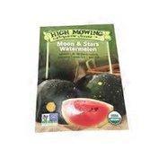High Mowing Organic Seeds Moon&Star Watermelon Seeds
