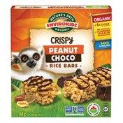 Nature's Path Crispy Peanut Choco Rice Bars