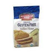 Arrowhead Mills Organic Millet Flour, Whole Grain