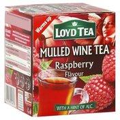 Loyd Tea Wine Tea, Mulled, Raspberry Flavour