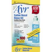 Ayr Saline Nasal Rinse Kit