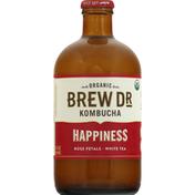 Brew Dr. Kombucha Kombucha, Organic, Happiness