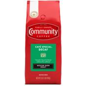 Community Coffee Café Special® Decaf Ground Coffee