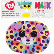 ty Beanie Boo Face Mask, Giselle