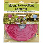 Pic Lanterns, Mosquito Repellent