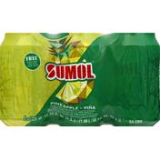 Sumol Juice, Pineapple, Sparkling
