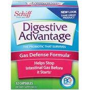 Digestive Advantage Probiotic Gas Defense Formula Dietary Supplement