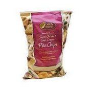 Open Nature Sour Cream And Onion Pita Chips
