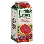 Florida's Natural Grapefruit Juice, Original Ruby Red