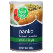 Food Club Italian Style Panko Bread Crumbs